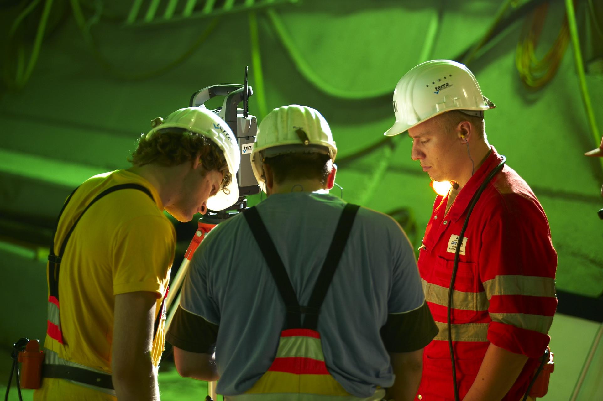 Progettazione sistemi di monitoraggio geotecnici e strutturali